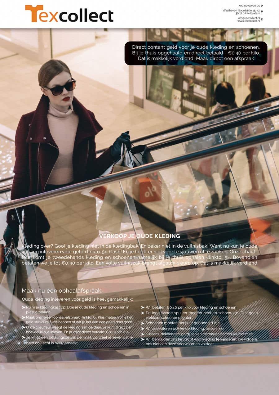 Design Kinderkleding.Entry 17 By Usamawajeeh123 For Design A Flyer Freelancer