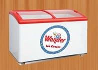 Graphic Design Entri Peraduan #46 for Deep Freezer Sticker Design for Wonder Ice Cream