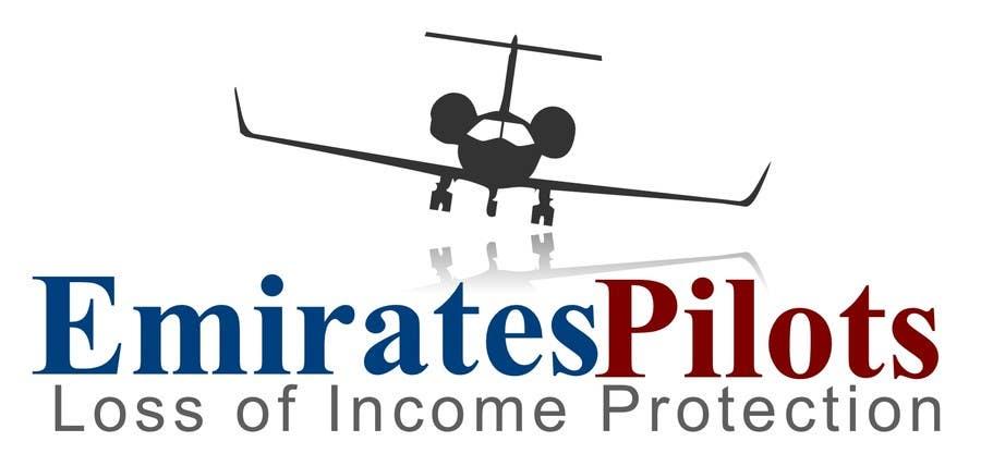 Inscrição nº 64 do Concurso para Logo Design for Emirates Pilots Loss of Income Protection (LIPS)