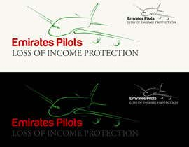 #244 para Logo Design for Emirates Pilots Loss of Income Protection (LIPS) por CGSaba