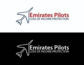 #58 for Logo Design for Emirates Pilots Loss of Income Protection (LIPS) by malakark