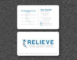 #154 untuk Design a Business Card - logo already created oleh BikashBapon