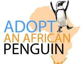 #129 untuk Design Adopt an African Penguin oleh Minast
