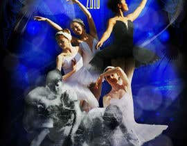 Dayna2 tarafından Graphic Design for  A new main-scale ballet production için no 38