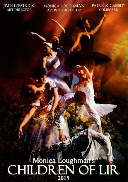 Proposition n°                                        105                                      du concours                                         Graphic Design for  A new main-scale ballet production