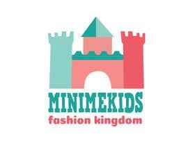 #114 untuk Mendesain sebuah Logo Fashion Anak oleh ShinArieee