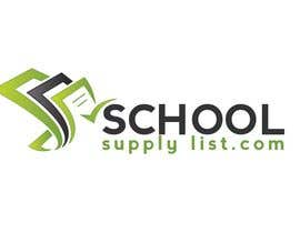 #214 cho Logo Design for School-Supply-List.com bởi soniadhariwal