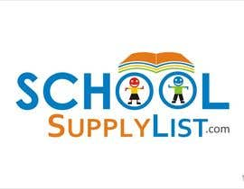 #286 cho Logo Design for School-Supply-List.com bởi innovys