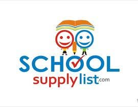 nº 298 pour Logo Design for School-Supply-List.com par innovys