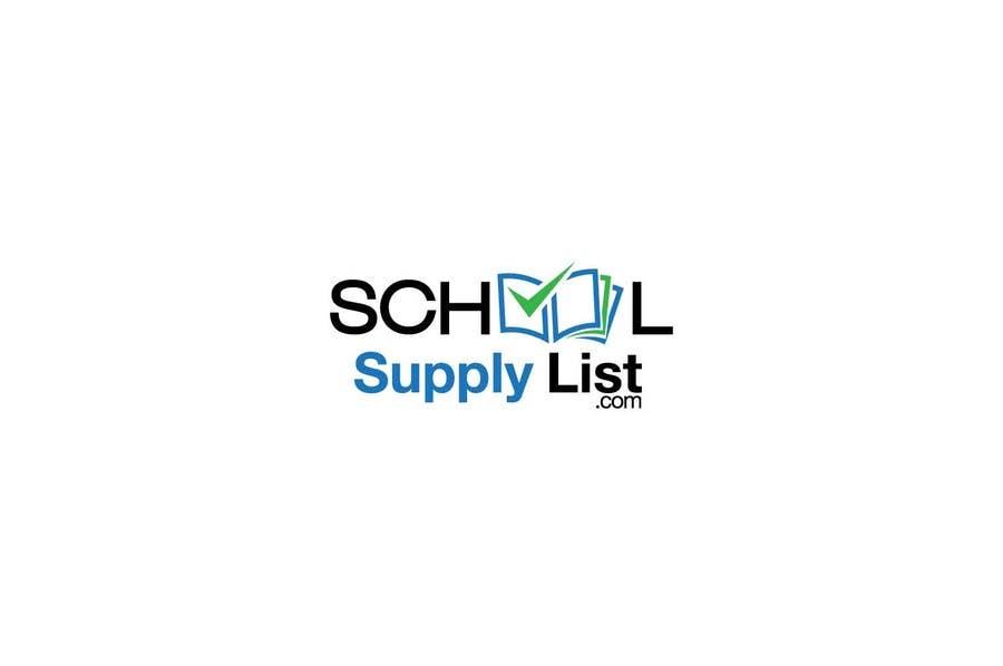 Конкурсная заявка №137 для Logo Design for School-Supply-List.com