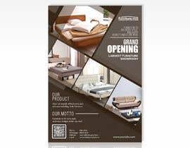 Nro 6 kilpailuun Design of a newspaper Advert for Furniture Business - 2 x 6 month contract käyttäjältä rahardyanpp