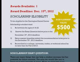 #21 para Advertisement Design for StudentScholarships.org por witelion