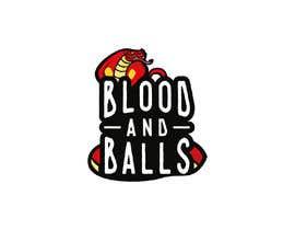 #31 pentru Blood And Balls de către tdesigntaner