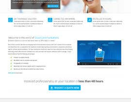 #78 para Wordpress Theme Design for Cloud-Phone Inc. por theark