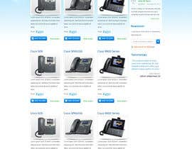nº 63 pour Wordpress Theme Design for Cloud-Phone Inc. par shinedesign