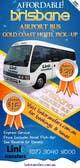 Konkurrenceindlæg #                                                44                                              billede for                                                 Flyer Design for Airport Transfer company (DL size)