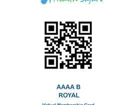 #2 cho I need some Graphic Design to make a virtual membership card. I have already a sample which you have to duplicate. bởi TH1511
