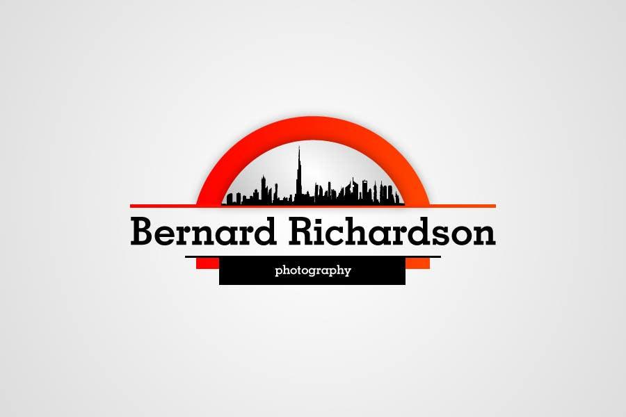 Proposition n°65 du concours Logo Design for Bernard Richardson Photography