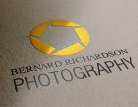 #136 pentru Logo Design for Bernard Richardson Photography de către LuisMiguel93