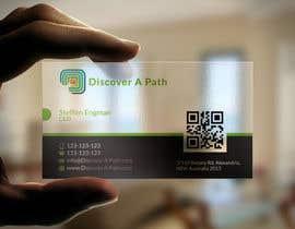 #42 para Design some Business Cards for Discover A Path por smshahinhossen