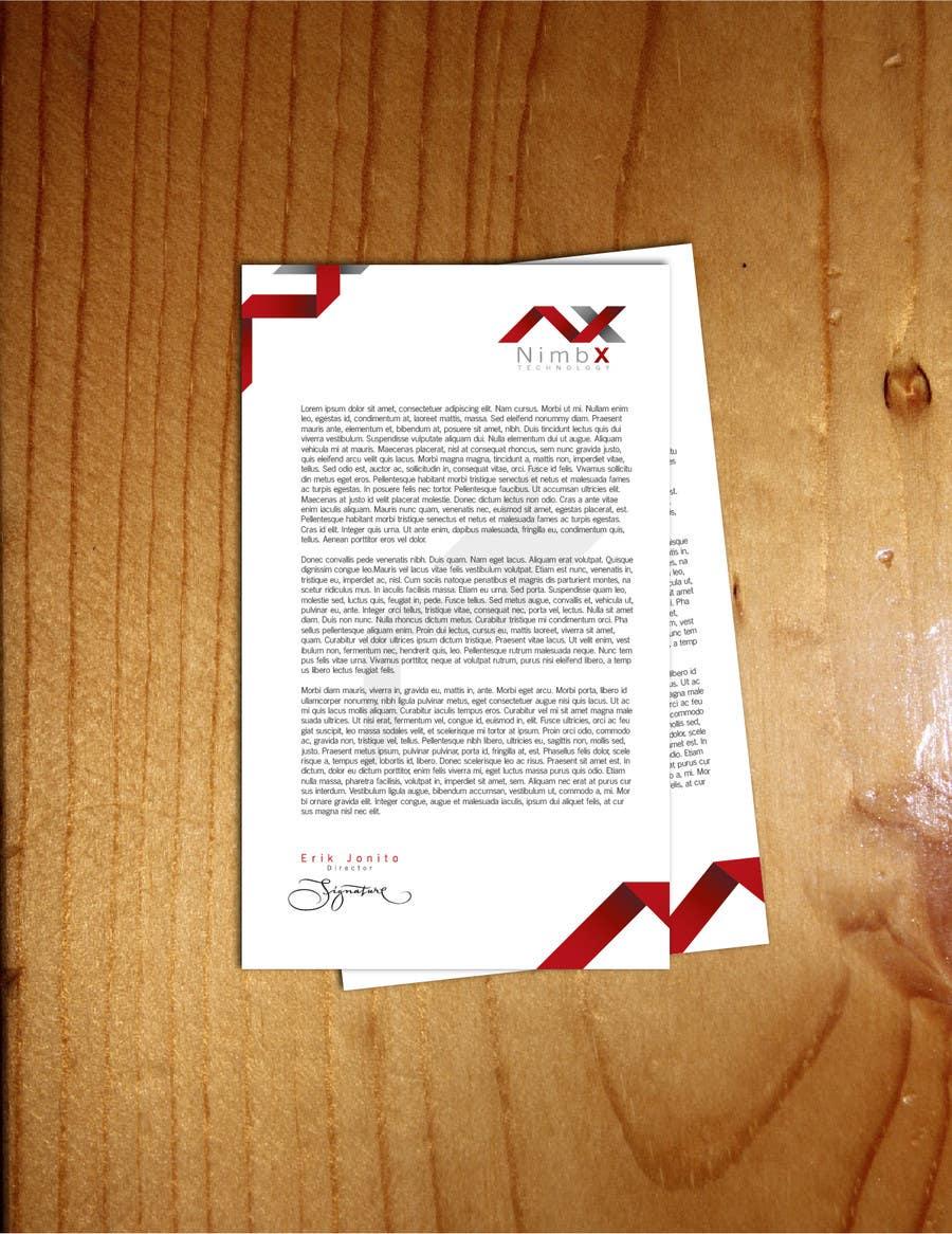 Konkurrenceindlæg #262 for NimbX Technology Logo Contest