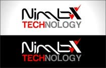 Graphic Design Konkurrenceindlæg #287 for NimbX Technology Logo Contest