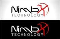 Graphic Design Konkurrenceindlæg #288 for NimbX Technology Logo Contest