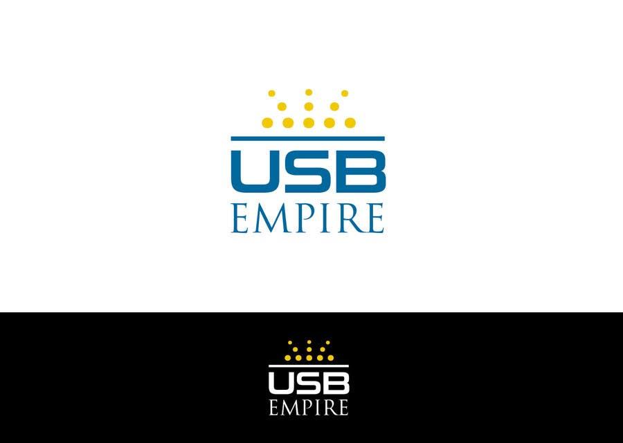 Kilpailutyö #26 kilpailussa Logo Design for USB Empire