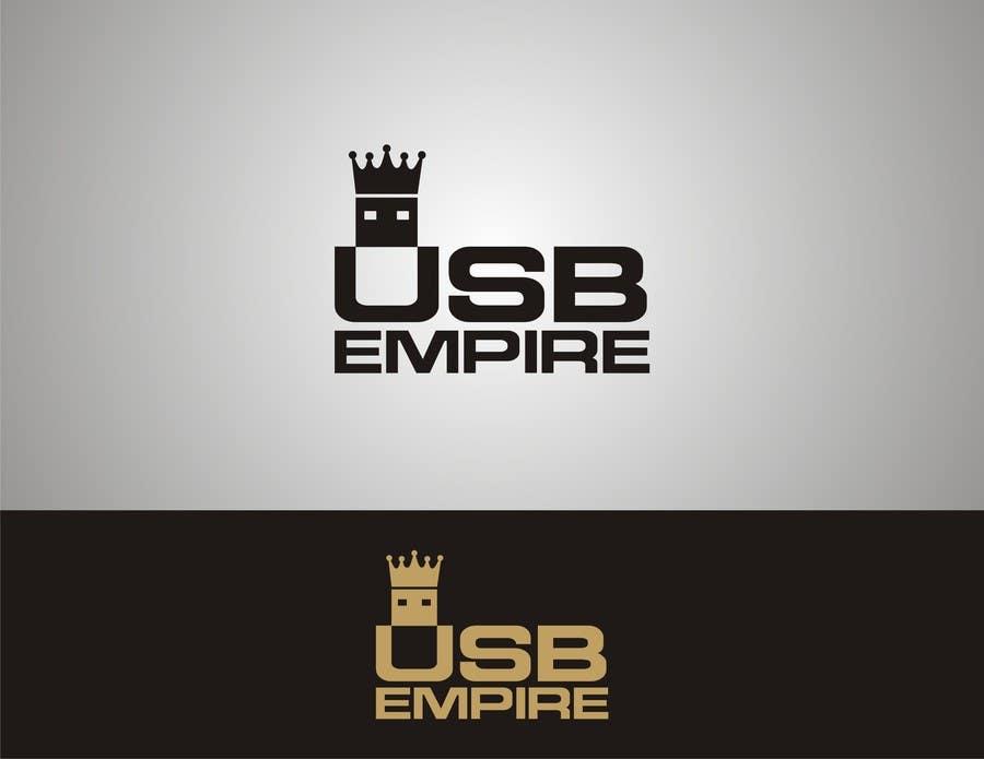 Proposition n°                                        107                                      du concours                                         Logo Design for USB Empire