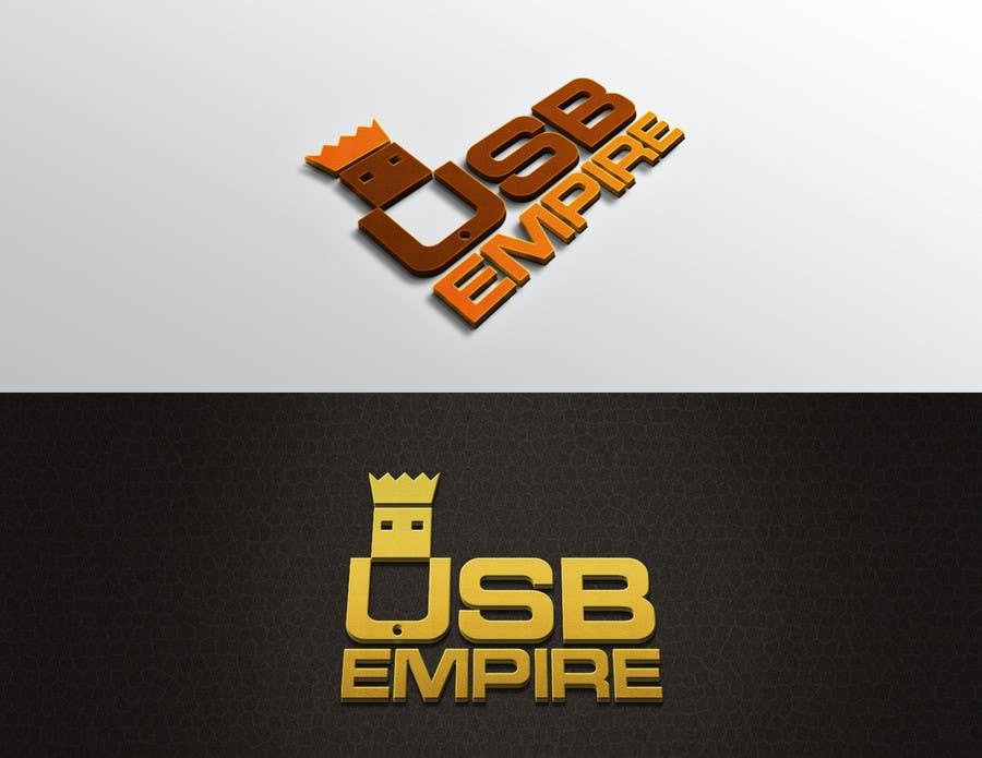 Proposition n°                                        95                                      du concours                                         Logo Design for USB Empire
