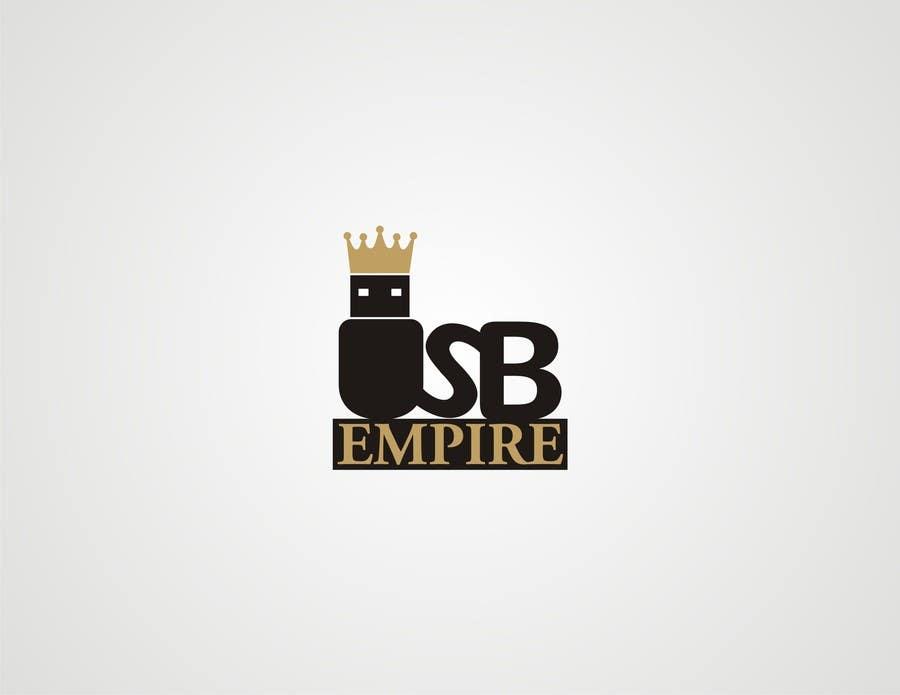 Конкурсная заявка №106 для Logo Design for USB Empire