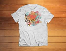 #28 para Fazer o Design de uma Camiseta sobre musica concurso por studiofm