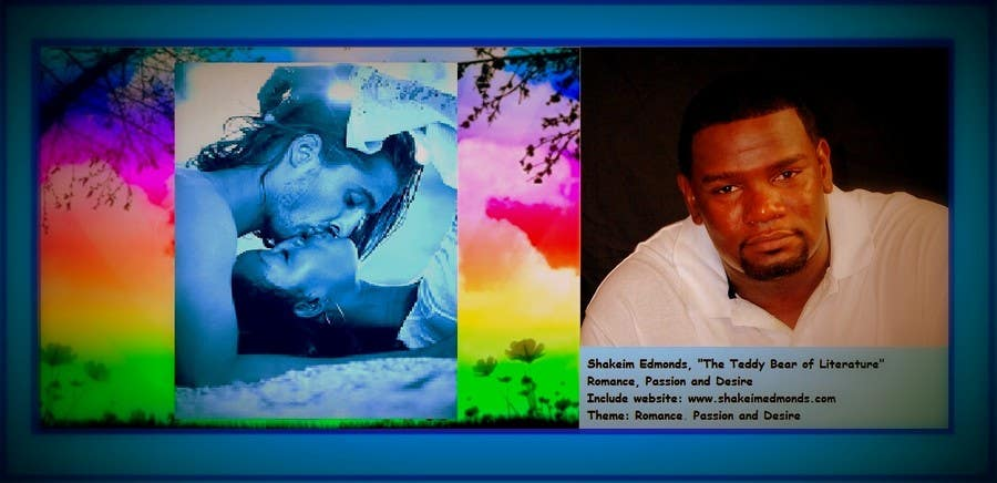 #4 for Banner Ad Design for Author/Poet, Shakeim Edmonds - Sizzling for the Season by shikha6