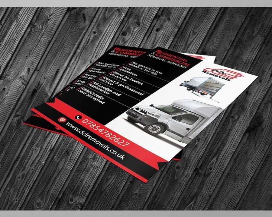 Konkurrenceindlæg #17 for Leaflet Design