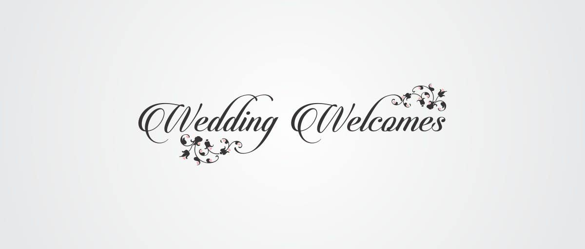 Konkurrenceindlæg #                                        136                                      for                                         Design a logo for a small wedding business