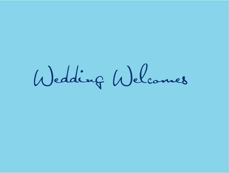 Konkurrenceindlæg #                                        84                                      for                                         Design a logo for a small wedding business