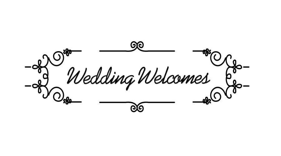 Konkurrenceindlæg #                                        107                                      for                                         Design a logo for a small wedding business