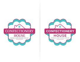 #206 for Finalize a Logo (Confectionary House) by ilensa
