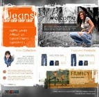 Contest Entry #38 for Website Design for Dresses Fashion Site