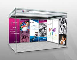 #10 для Create the graphic design for a stand от theDesignerz