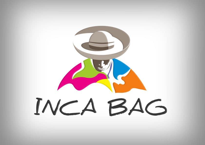 Contest Entry #                                        101                                      for                                         Inca Bag Logo