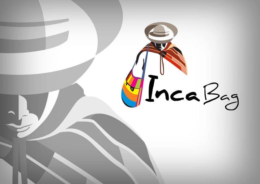 Konkurrenceindlæg #                                        102                                      for                                         Inca Bag Logo