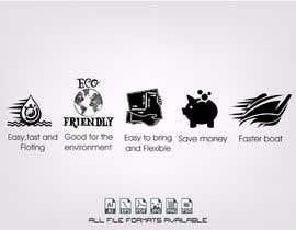javier1rosari tarafından Create icons that describe our product benefits için no 18