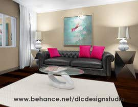#43 cho Do some 3D Modelling for interior living room wall bởi Dember