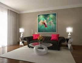 #31 cho Do some 3D Modelling for interior living room wall bởi unicmob