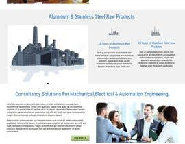 #10 for Design a Website layout for an innovative technology company by rajbevin