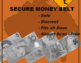 #6 for Money Belt Packaging by GagiLupic