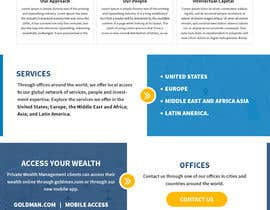 #9 for Design a UI graphics website by mahajansanjay05