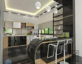 #27 for Interior/Exterior Design of existing Floor plan by abdomostafa2008