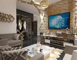 #28 for Interior/Exterior Design of existing Floor plan by abdomostafa2008